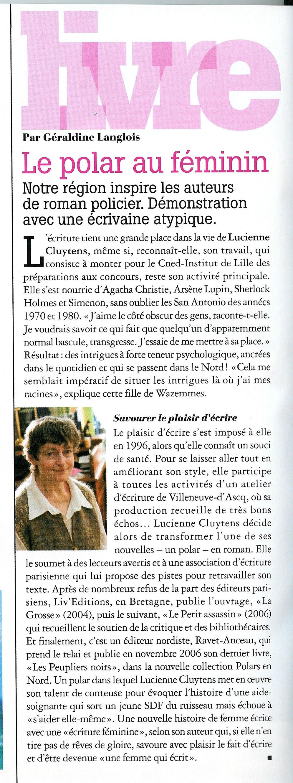 Marie-Claire - Décembre 2007